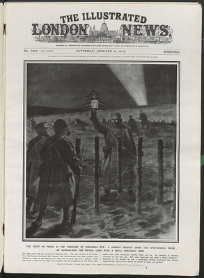 The Illustrated London News - 9 janvier 1915
